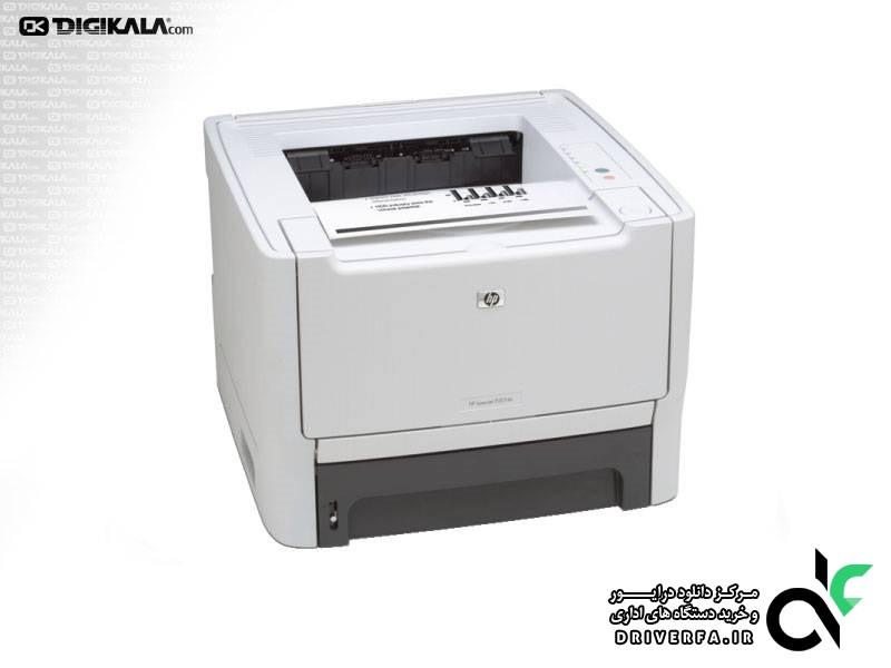 دانلود درایور پرینتر HP P2014
